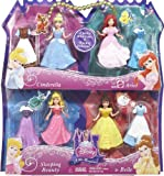 Disney Princess Favorite Moments 4-Pack Gift set-Styles May Vary