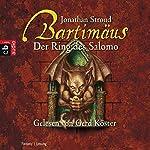Der Ring des Salomo (Bartimäus 4) | Jonathan Stroud