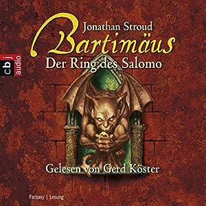 Der Ring des Salomo (Bartimäus 4) Hörbuch