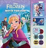 Disney Frozen Movie Theater: Storybook & Movie Projector