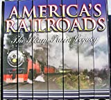 Americas Railroads:Steam Train Legac [VHS]