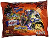 Nestle Halloween Candy, Wonka Assorted 130 Pieces, 48 Ounce
