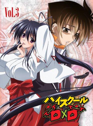 ハイスクールD×D Vol.3 [DVD]
