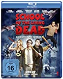 DVD Cover 'School of the Living Dead - Nachsitzen mit Zombies (Uncut Zombie-Edition) [Blu-ray]