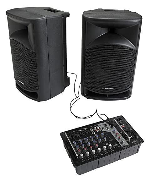 Audiophony - Sono complète 600w - Mt10sys