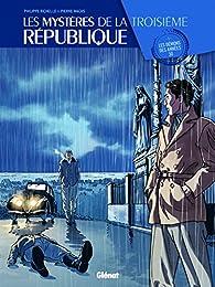 Les mystères de la 3ème république  Tome 1 :  Les démons des années 30