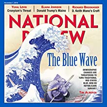 National Review - November 7, 2016 Périodique Auteur(s) :  National Review Narrateur(s) : Mark Ashby