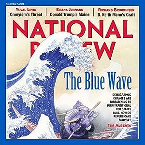 National Review - November 7, 2016 Audiomagazin von  National Review Gesprochen von: Mark Ashby