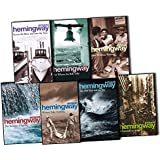 Ernest Hemingway (Arrow Classic) 7 Books Collection Pack Set (For Whom the Bell Tolls, A Farewell To Arms, The Old Man and the Sea, Across The River And Into The Trees, Winner Take Nothing, The Torrents Of Spring, Men Without Women)