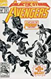 img - for OPERATION: GALACTIC STORM Parts 1-19 complete AVENGERS crossover story book / textbook / text book