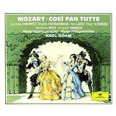Mozart: Cos� fan tutte (2 CDs)