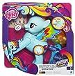 Hasbro A5905100 - My Little Pony Super-Salto Rainbow Dash