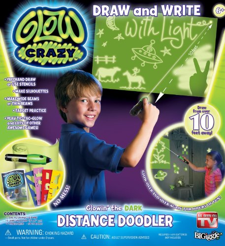 Glow Crazy Distance Doodler back-452194