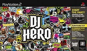 DJ Hero - PlayStation 2 Standard Edition