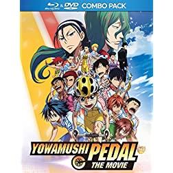 Yowamushi Pedal The Movie Combo Pack [Blu-ray]