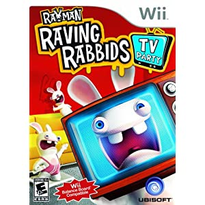 Rayman Raving Rabbids TV Party by UBI Soft