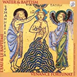 echange, troc Ensemble Venance Fortunat - L'Eau et le baptême