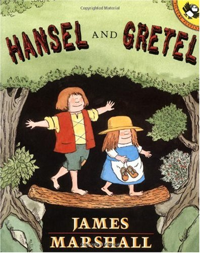 Hansel and Gretel (Picture Puffins). Author: James Marshall