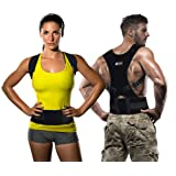 Copper Compression Posture Corrector - Guaranteed Highest Copper Content Adjustable Posture Support. Back Brace Men and Women Supports Correct Posture Upper and Lower Back Lumbar. (Large) Waist 30-36 (Color: Muscle Stimulator Muscle Stimulator Muscle Stimulator Muscle Stimulator Muscle Stimulator Muscle St, Tamaño: L 30