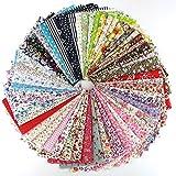 60 stück stoff aus 100% gedruckt boundle patchwork - plätzen