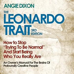 The Leonardo Trait, 3rd Edition Audiobook