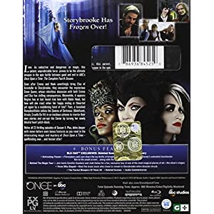 Once Upon a Time: Complete Fourth Season [Blu-ray] [Import anglais]