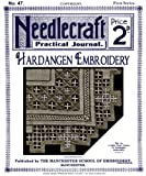 img - for Needlecraft Practical Journal #47 c.1905 - Hardanger Embroidery book / textbook / text book