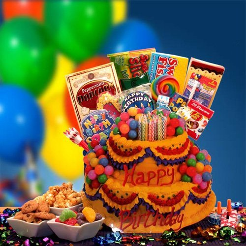 Lets Celebrate Your Birthday Gift Bag