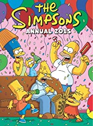 The Simpsons - Annual 2015 (Annuals 2015)