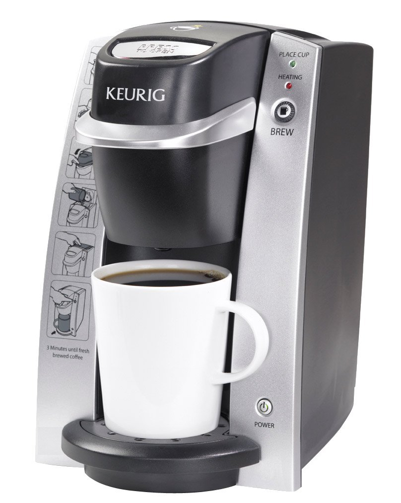 Keurig Coffee Maker Instructions : Coffee Maker Single Serve Keurig Brewing System Programmable Machine Black Cup eBay