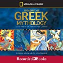 A Treasury of Greek Mythology: Classic Stories of Gods, Goddesses, Heroes, & Monsters (       UNABRIDGED) by Donna Jo Napoli Narrated by Christina Moore