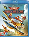 Planes 2: Fire and Rescue [Blu-ray]