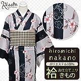 (キステ)Kisste お仕立上がり 洗える袷着物 hiromichi nakano 5-7-00259 Lサイズ (260)