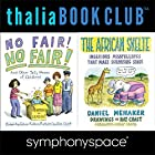 Thalia Book Club: Chast! Menaker! Trillin! Rede von Roz Chast, Calvin Trillin, Daniel Menaker Gesprochen von: Adam Gopnik, Jane Curtin, Reg Rogers