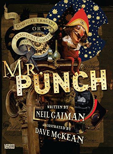 Mr. Punch 20th Anniversary Edition [Gaiman, Neil] (Tapa Blanda)
