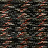 Paracord Planet Nylon 550lb Type III 7 Strand Paracord Made in the U.S.A. -Fall Camo -