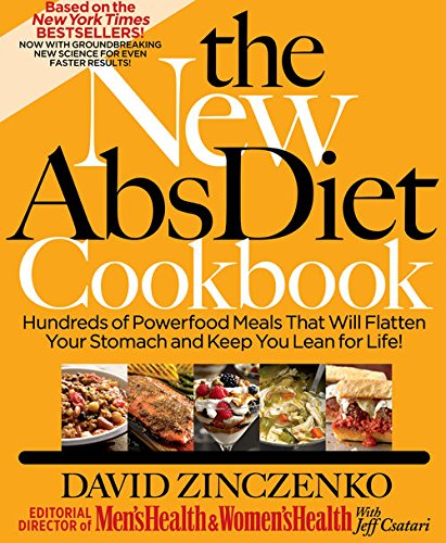 the-new-abs-diet-cookbook-hundreds-of-powerfood-meals-that-will-flatten-your-stomach-and-keep-you-le