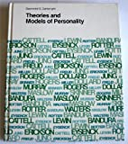 img - for Theories and models of personality book / textbook / text book