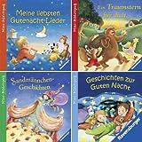 Ravensburger Mini-Bilderspaß 65 - Gute Nacht und träum schön (4er-Set)