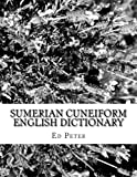 img - for Sumerian Cuneiform English Dictionary book / textbook / text book