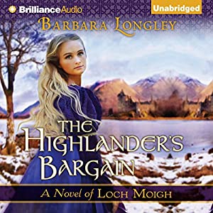 The Highlander's Bargain Audiobook