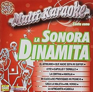 Karaoke: Sonora Dinamita - Exitos