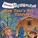 New Year's Eve Thieves: Calendar Mysteries #13 Audiobook by Ronald Roy Narrated by Jim Meskimen