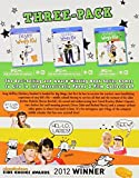Image de Diary of a Wimpy Kid 1, 2 & 3  [Blu-ray]