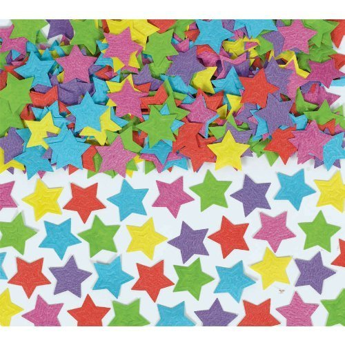 Star Shape Confetti Pack