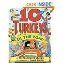 10 Turkeys in the Road