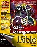 Content Management Bible (2nd Edition)