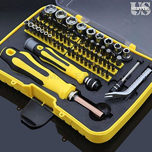 Multifunction Precision Screwdriver Tool Set Repair Disassemble Mobile Phone PC (Chopper 1 Axe Parts compare prices)
