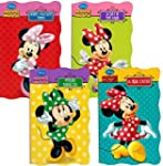 """Disney� Minnie Mouse """"My First Books""""..."""