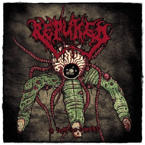 Repuked-Up From The Sewers-CD-FLAC-2013-DeVOiD Download